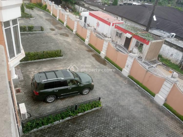 (pgl 160) 4 Bedroom Town House., Parkview, Ikoyi, Lagos, Flat for Rent