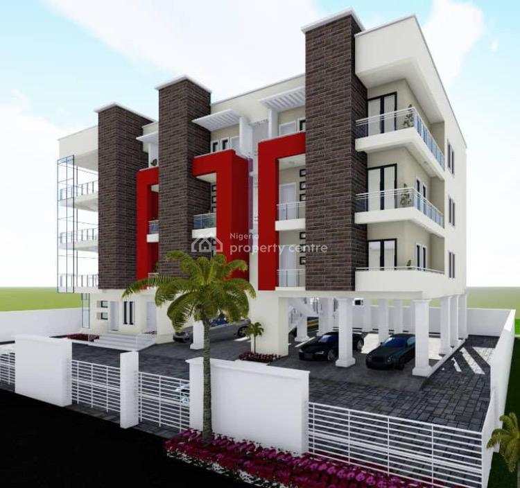 Luxury Built and Well Finished 2 Bedroom Flat, Ocean Breeze Estate, Ologolo, Lekki, Lagos, Block of Flats for Sale