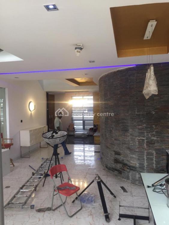 Tastefully Built & Furnished 5 Bedroom Duplex  Smart Home, Idado Town, Idado, Lekki, Lagos, Detached Duplex for Sale