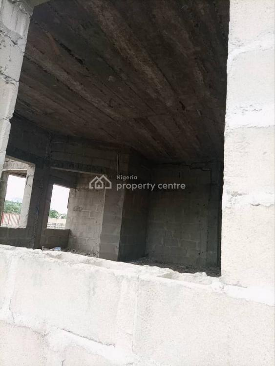 5 Bedroom Uncompleted, Sheila Estate, Monastery Road, Sangotedo, Ajah, Lagos, Detached Duplex for Sale