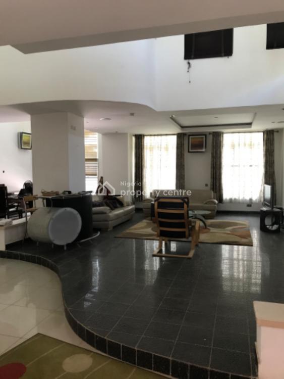 Luxurious and Beautiful 7 Bedroom Terrace Duplex, Guzape District, Abuja, Terraced Duplex for Sale