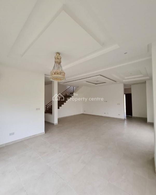 Spacious 4 Bedroom Semi Detached Duplex with Bq,, Pinnock Beach Estate, Osapa, Lekki, Lagos, Semi-detached Duplex for Sale