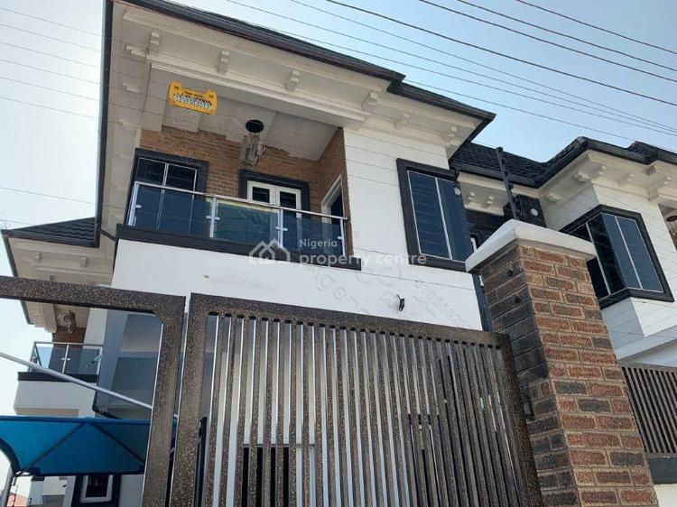 4 Bedrooms Semi Detached Duplex, Osapa London, Lekki, Lagos, Semi-detached Duplex for Sale
