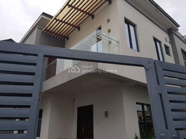 Luxurious 5 Bedrooms Fully Detached Duplex with Bq, Osapa, Lekki, Lagos, Detached Duplex for Sale