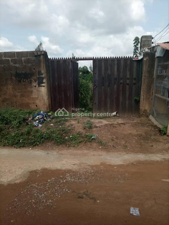 1000sqm Land Fenced with Gate, Opp Nnpc Junction, Cele Road Beside Murrays Hotel and Suites, Apata, Ibadan, Oyo, Residential Land for Sale