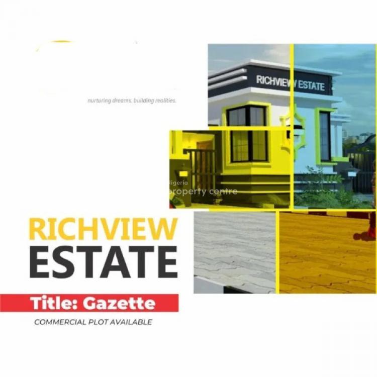 Land, Richview Estate By Akodo General Hospital, Akodo Ise, Ibeju Lekki, Lagos, Land for Sale
