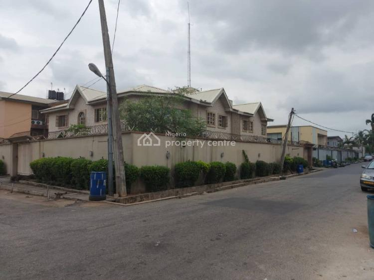 Executive 2 Unit of 5 Bedrooms Duplex Together on 651sqm, Awuse Estate, Opebi, Ikeja, Lagos, Detached Duplex for Sale