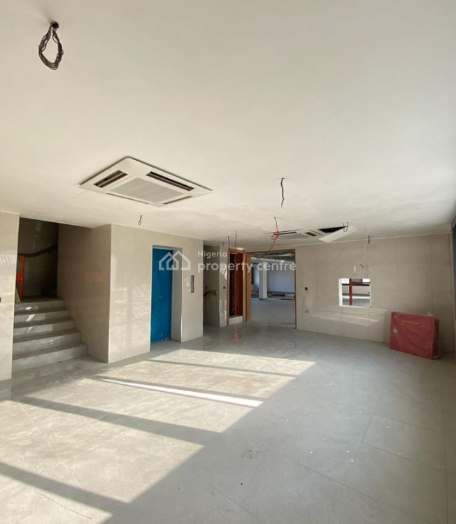 Grade a Office Complex on 3 Floors with Penthouse, Ikate Elegushi, Lekki, Lagos, Office Space for Rent