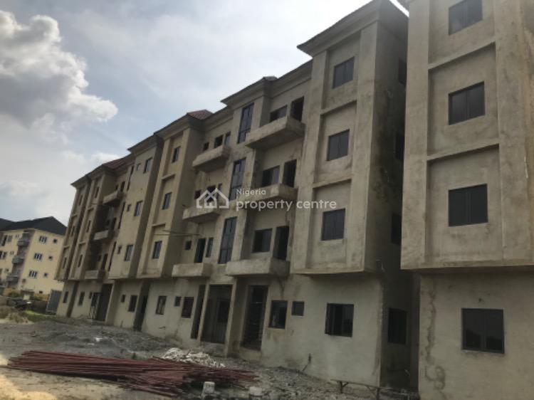 Luxury 3 Bedrooms Flat, Jahi, Abuja, Block of Flats for Sale