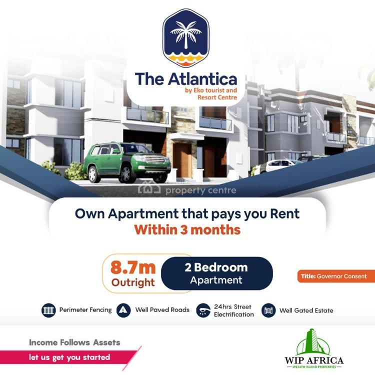 Residential Land, Abn Property, Abraham Adesanya, Ogombo Road, Lekki Scheme Two, Ajah, Lagos, Residential Land for Sale