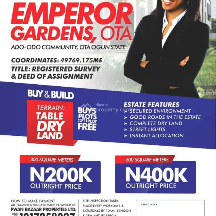 For Sale Good Land Emperors Gardens Ado Odo Ota Ogun Nigeria Property Centre Ref 751863