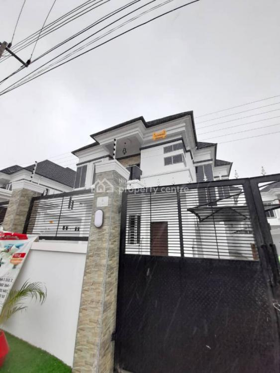 5 Bedrooms Fully Detached, Orchid Eleganza, Ikota, Lekki, Lagos, Detached Duplex for Sale