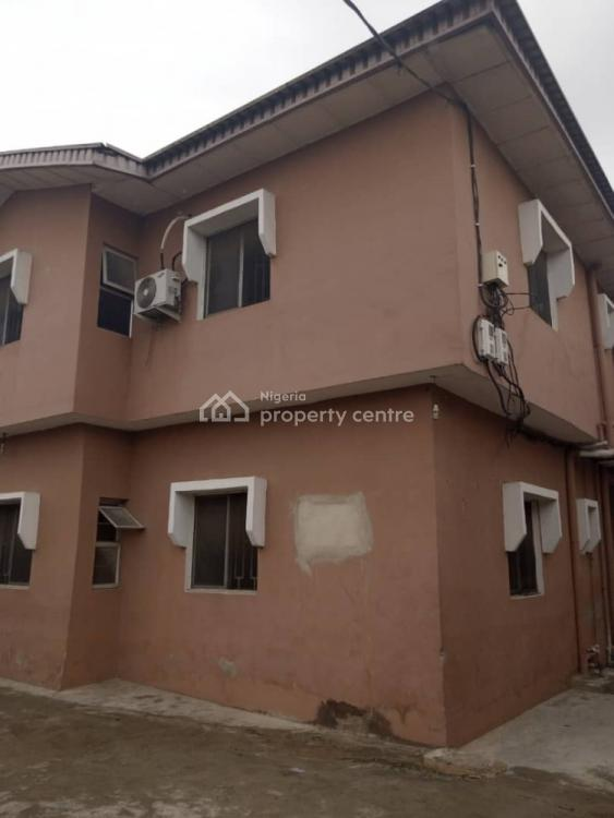 a Spacious Well Renovated 3 Bedroom Flat, Alapere, Ketu, Lagos, Flat for Rent