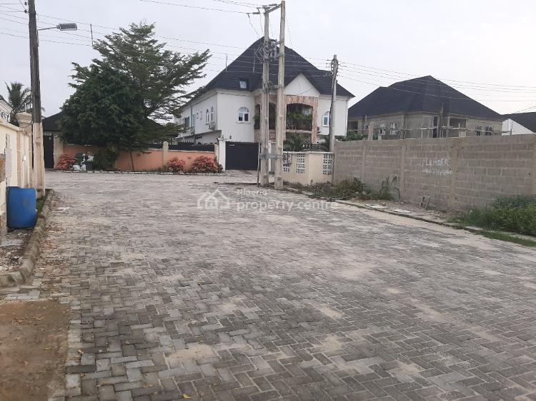 Half Plot of Land, Peninsula Garden Estate, Sangotedo, Ajah, Lagos, Residential Land for Rent