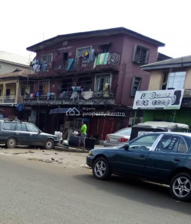 Commercial Property of Two Storey, Ladipo Road, Ladipo, Mushin, Lagos, Commercial Property for Sale