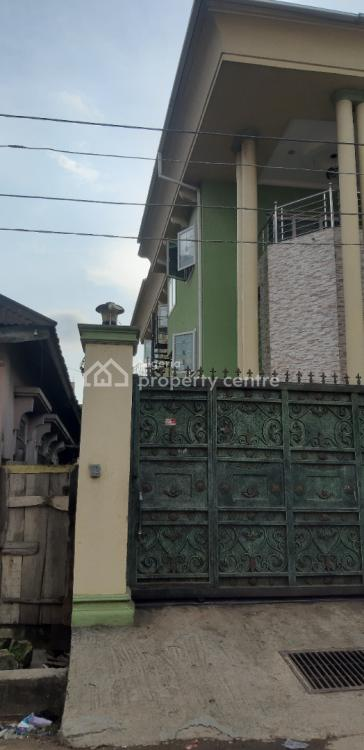 a Lovely and Nice Executive 2 Bedroom Flat with Car Park, Costain., Costain, Yaba, Lagos, Flat for Rent