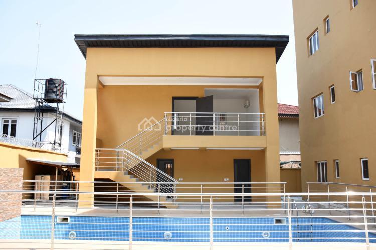 Luxury 3 Bedrooms Flat with Bq, Sogbesan Close, Elegba Festival, Oniru, Victoria Island (vi), Lagos, Terraced Bungalow for Sale