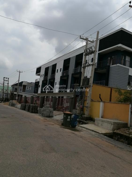 Newly Built Exquisite 4 Bedrooms Terraced Duplex, Adeniyi Jones, Ikeja, Lagos, Terraced Duplex for Sale
