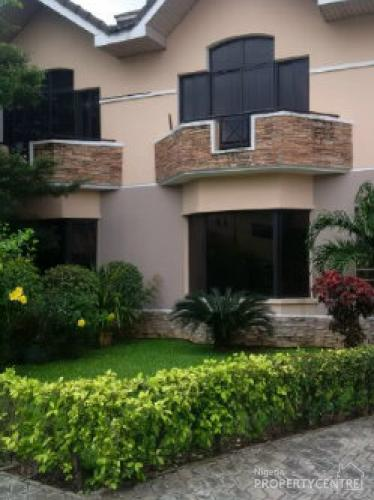 A Fantastic 4 Bedrooms Duplex For Rent At Grace Court Estate Yaba Lagos Apro Global Real