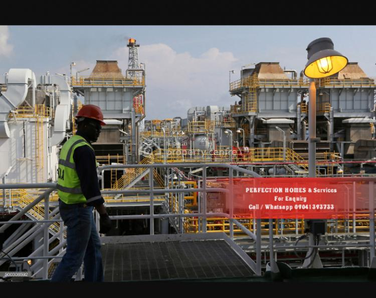 Oil Refinery and Oil Blocks, Eliozu, Port Harcourt, Rivers, Filling Station for Sale