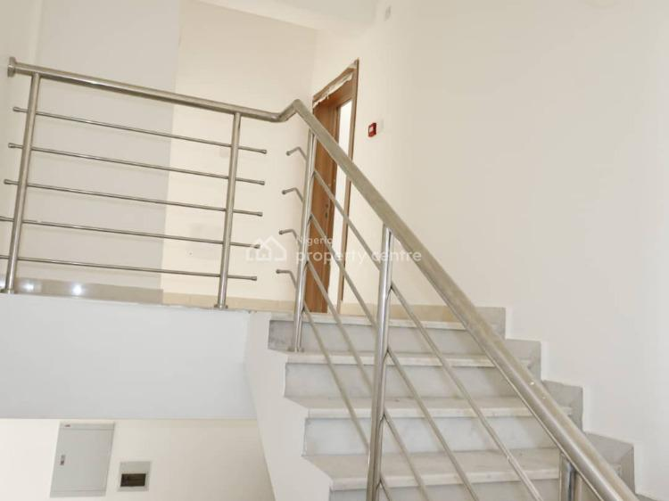 Newly Built with Excellent Finished 3 Bedroom Terraced Duplex, Off Admiralty Road, Lekki Phase 1, Lekki, Lagos, Terraced Duplex for Rent