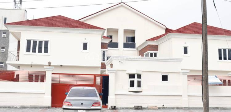 Newly Built with Excellent Finished 4 Bedroom Terraced Duplex, Off Admiralty Road, Lekki Phase 1, Lekki, Lagos, Terraced Duplex for Rent