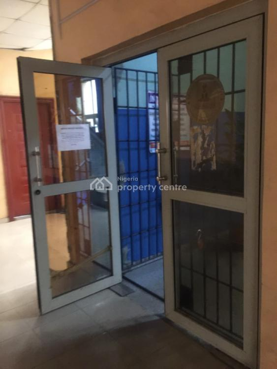 400 Sq M Open Plan Serviced Office Space, Cbd, Alausa, Ikeja, Lagos, Office Space for Rent