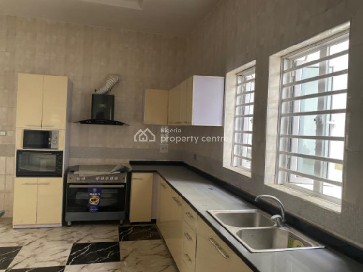 Luxury Built Five Bedrooms Detached House with Bq, Store and Pantry, By Chevron, Lekki Phase 1, Lekki, Lagos, Detached Duplex for Sale