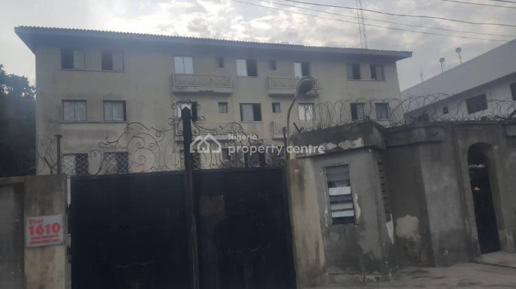 a Vacant 3 Story Building, Adeola Hopewell, Opposite Fcmb, Victoria Island Extension, Victoria Island (vi), Lagos, Block of Flats for Sale