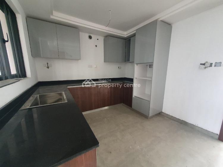 Brand New Superb 3 Bedroom Apartment with Boys Quarter, Agungi, Lekki, Lagos, Block of Flats for Sale