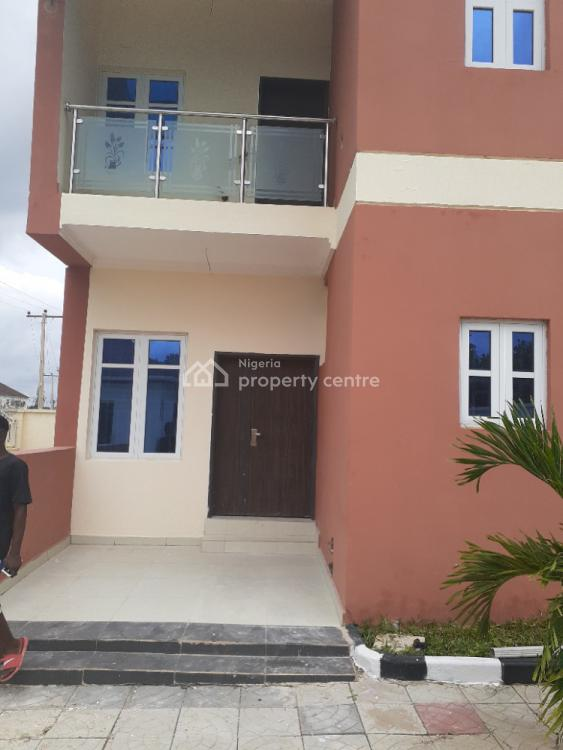 Tastefully and Beautifully Built 3 Bedrooms Terraced Duplex, Off Ebeano Supermarket, Gaduwa, Abuja, Terraced Duplex for Sale