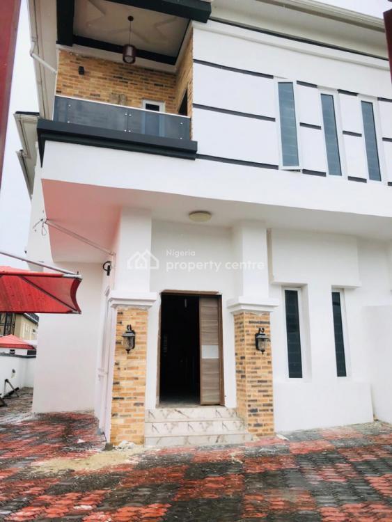 Brand New 4 Bedroom Duplex with Bq, Divine Home Gra, Thomas Estate Lekki, Ajah, Lagos, Semi-detached Duplex for Rent