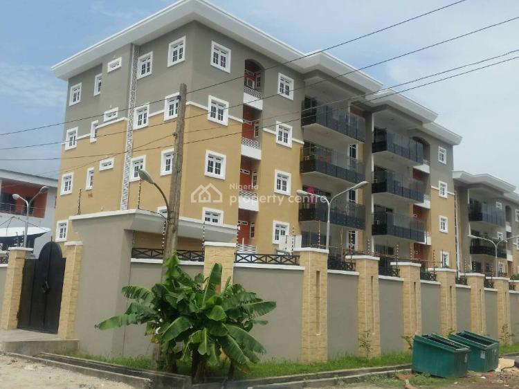 2 Nos 3 Bedroom Luxury Flat with a Room Bq, Ty Danjuma Street, Dideolu Estate, Victoria Island Extension, Victoria Island (vi), Lagos, Flat for Rent