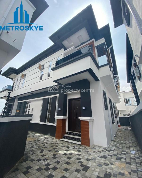 Amazing Built 4 Bedrooms Semi Detached House Now Available, Eleganzer, Lekki, Lagos, Semi-detached Duplex for Sale