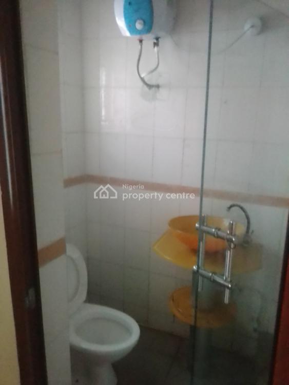 Neat 3 Bedroom with Bq Terrace, No 1 Tourism Road Off Alpha Beach Road, Igbo Efon, Lekki, Lagos, Terraced Duplex for Rent