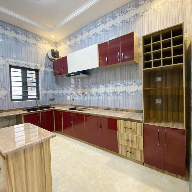 4 Bedrooms Terraced Duplex, Chevron, Lekki Phase 2, Lekki, Lagos, Terraced Duplex for Sale