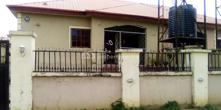 2 Bedroom Semi Detached Bungalow, No. 41, Imo Road, Trade More Estate, Lugbe District, Abuja, Semi-detached Bungalow for Rent