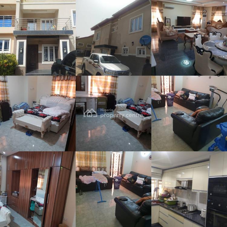 Furnished 5 Bedrooms Semi Detached Duplex, Maitama District, Abuja, Semi-detached Duplex for Sale