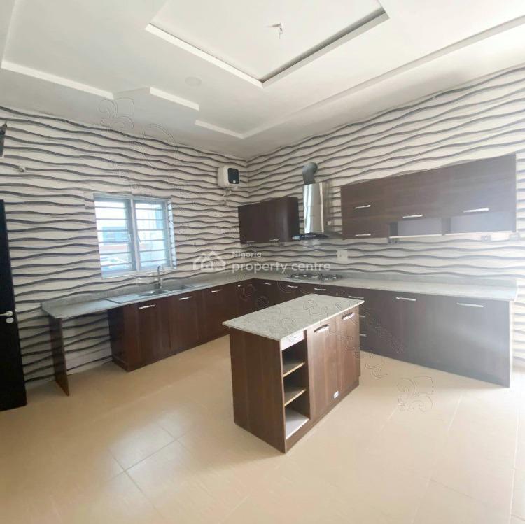 5 Bedrooms Detached Duplex, Chevron, 2nd Toll Gate, Lekki Phase 2, Lekki, Lagos, Detached Duplex for Sale