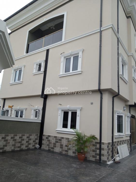 a Top Notch 2 Bedroom Flat, Giwa Oritoke Crescent, Behind Mayfair Gardens Estate, Awoyaya, Ibeju Lekki, Lagos, Flat for Rent
