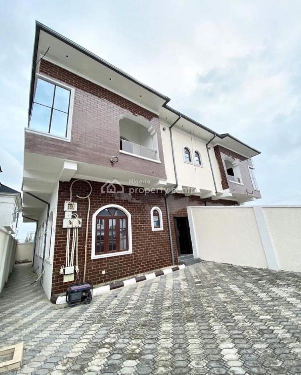 4 Bedroom Duplex (bonus Price), Ikota, Lekki, Lagos, Semi-detached Duplex for Sale