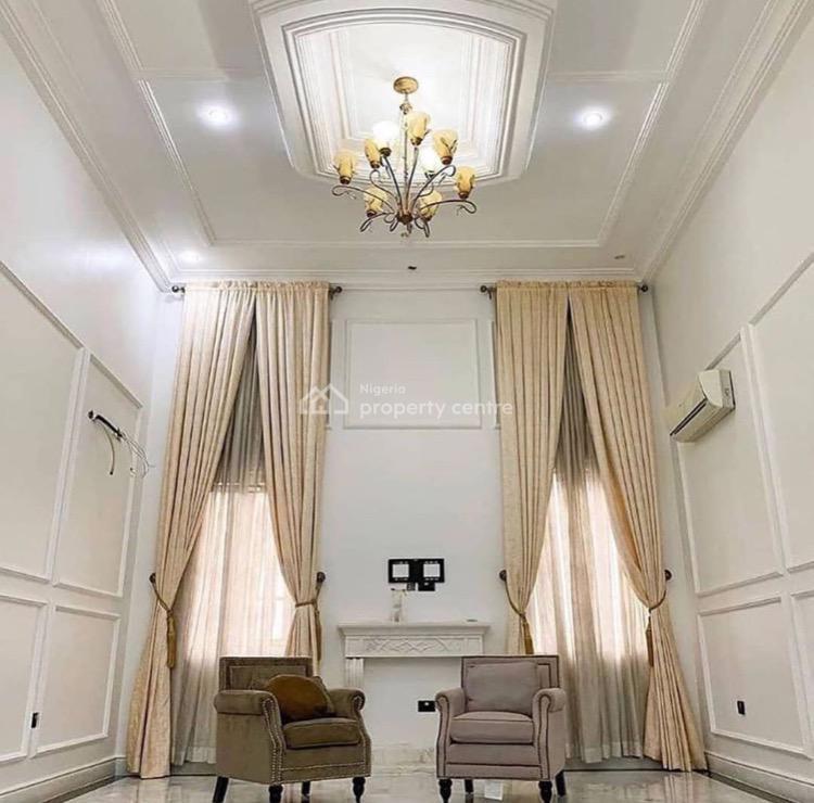 Luxury 5 Bedroom Fully Furnished Mansion, Chevron, Lekki Expressway, Lekki, Lagos, Detached Duplex for Sale