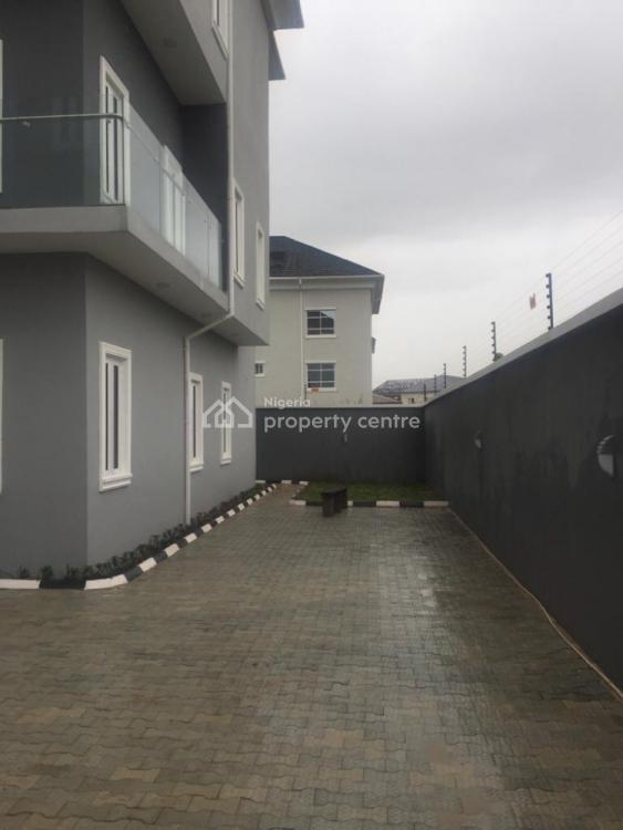 5 Bedroom Semi Detatched House with Fitted Kitchen and Bq, Lekki Right, Ilasan, Lekki, Lagos, Semi-detached Duplex for Sale
