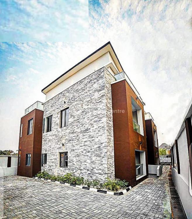 Luxury 3 Bedroom Maissonette, Divine Homes, Thomas Estate, Badore, Ajah, Lagos, Detached Duplex for Sale