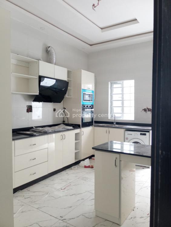 Newly Built Luxury 4 Bedroom Tarrace Duplex, Ikota Estate, Ikota, Lekki, Lagos, Terraced Duplex for Rent