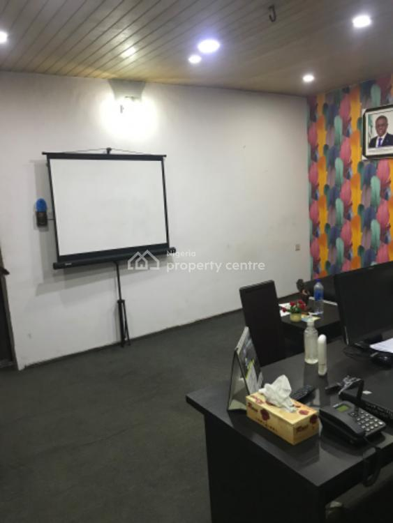 Very Big Specious Self Contained Upstairs, Km84 Addo Road, Ado, Ajah, Lagos, Self Contained (single Rooms) for Rent