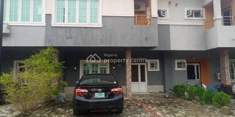 4 Bedroom Terrace Duplex - Middle Piece, Chevron Drive, Lekki, Lagos, Terraced Duplex for Sale