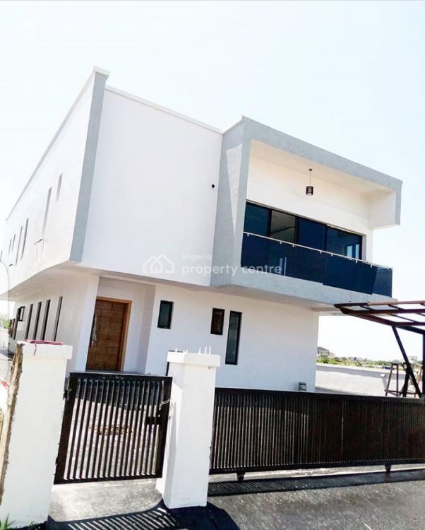 Waterfront 5 Bedroom Detached Duplex, Megamound Estate, Lekky County Homes, Ikota, Lekki, Lagos, Detached Duplex for Sale