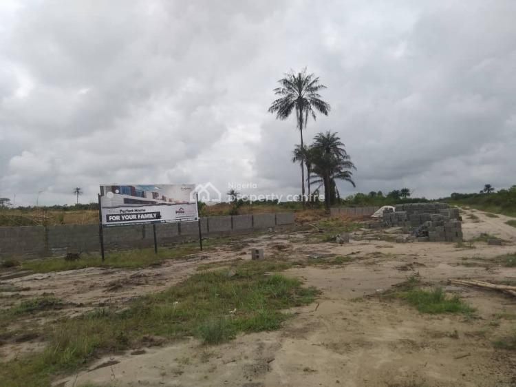 Affordable Land with a Proper Govt Title, Behind Alaro City, Ikegun, Ibeju Lekki, Lagos, Residential Land for Sale