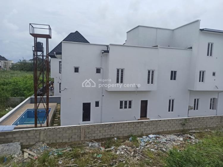 Luxury 4 Bedroom Penthouse, County Homes, Ikota, Lekki, Lagos, Terraced Duplex for Sale